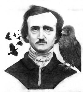 An Evening with Edgar Allen Poe @ The Playhouse at Museum Village