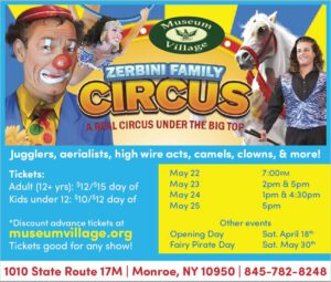 The Zerbini Family Circus @ Museum Village