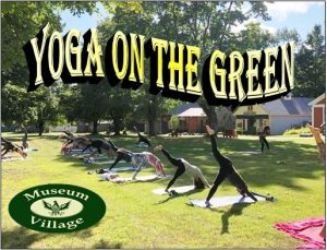 Yoga on The Green @ Museum Village | Monroe | New York | United States