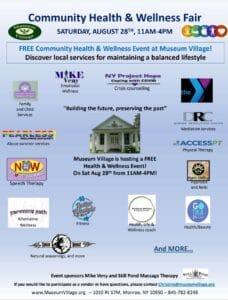 Health and Wellness Fair
